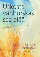 Opistoseurat ja muut Reisjärvi