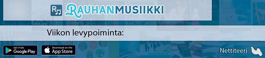Rauhanmusiikki.fi Klassisen musiikin viikon levypoiminta: