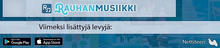 Rauhanmusiikki.fi Uusimpia levyjä: